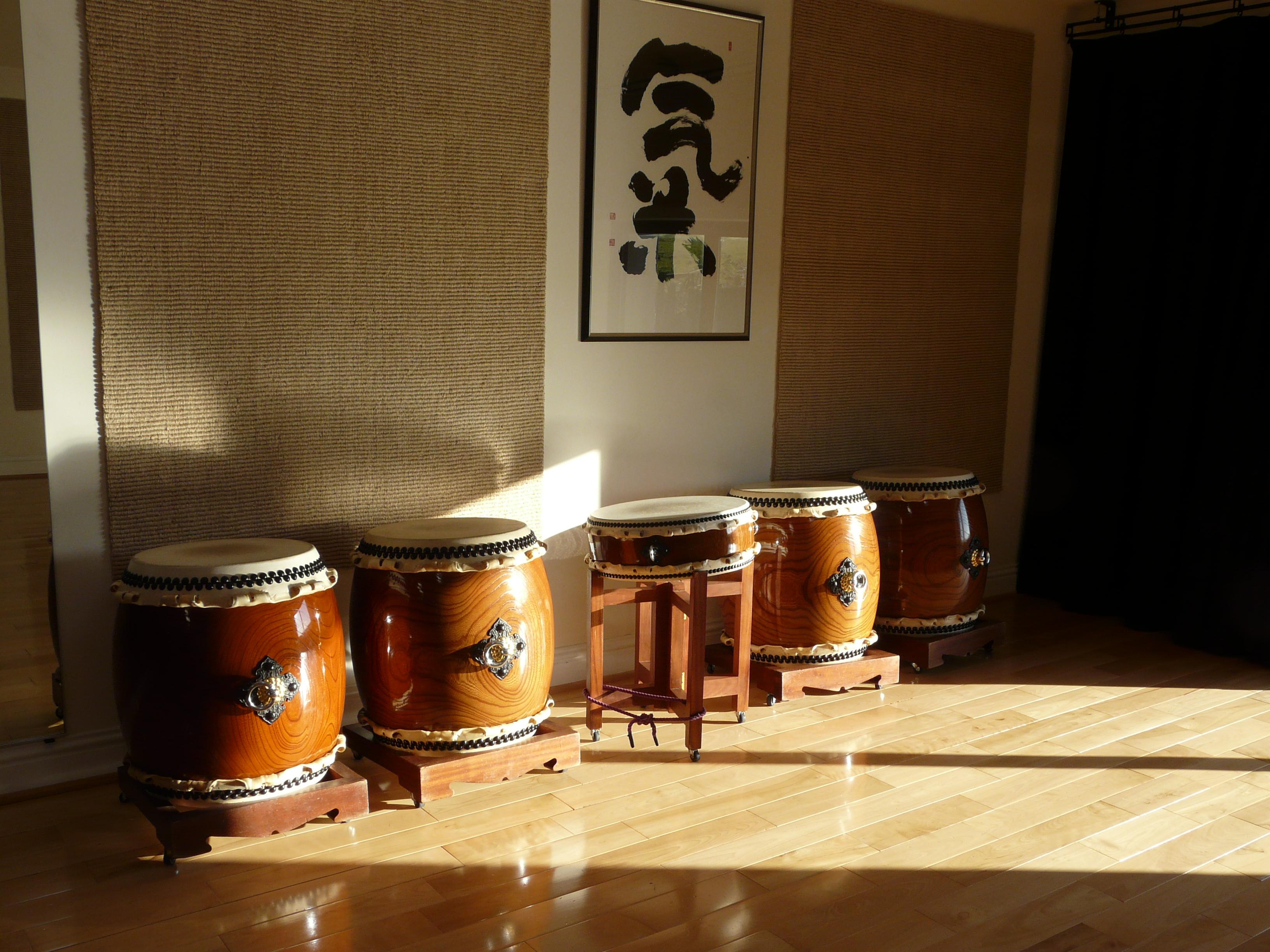 le tambour japonais d barque montpellier. Black Bedroom Furniture Sets. Home Design Ideas