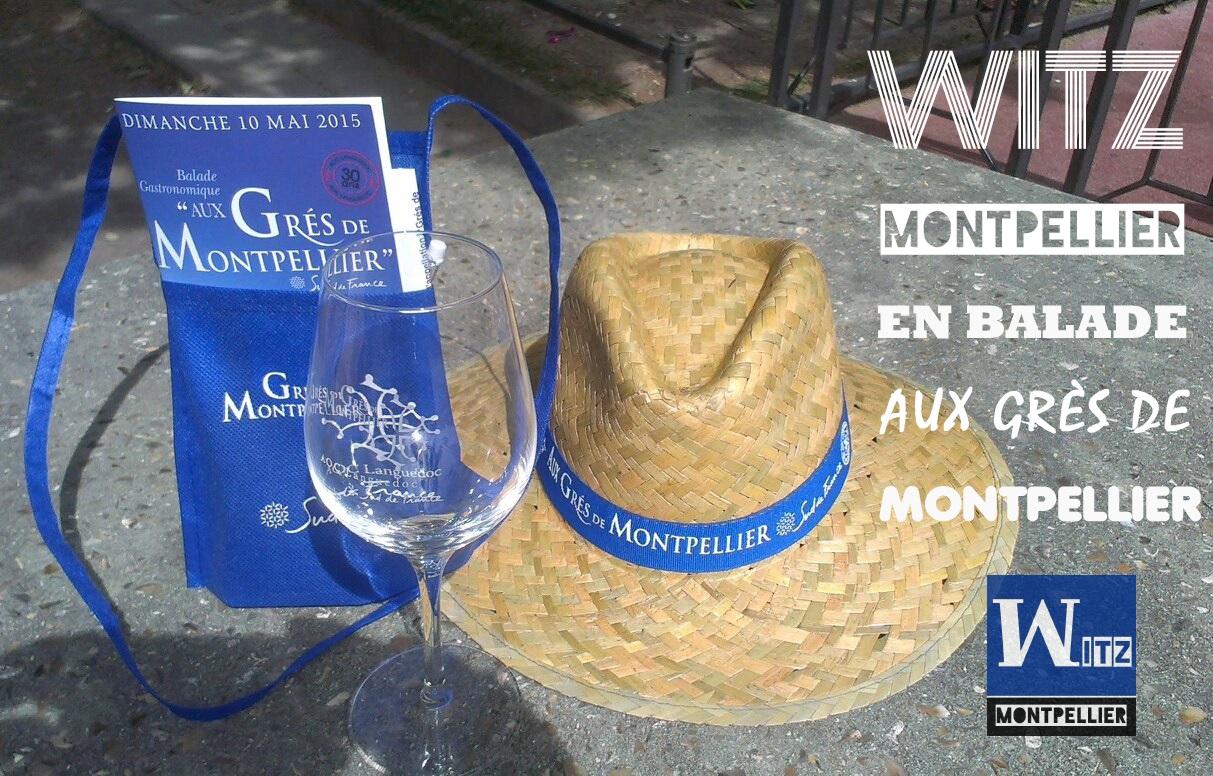 Balade Aux Grès de Montpellier - Witz 2