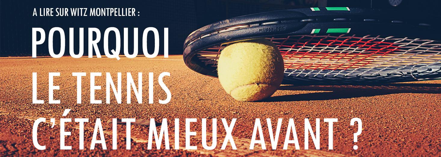 Open sud de france - montpellier - tennis
