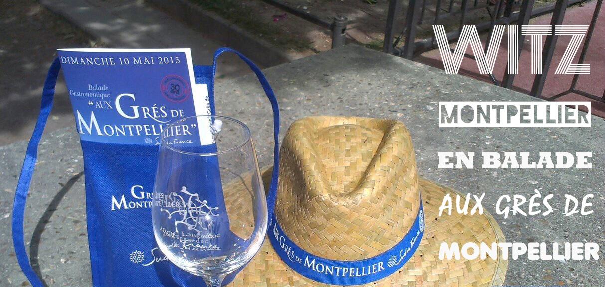 balade gastronomique aux grès de Montpellier, avis