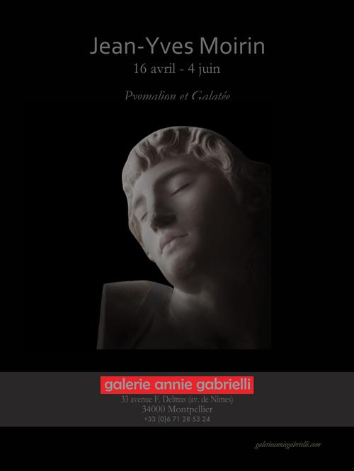 Exposition Jean-Yves Moirin : Pygmalion et Galathée