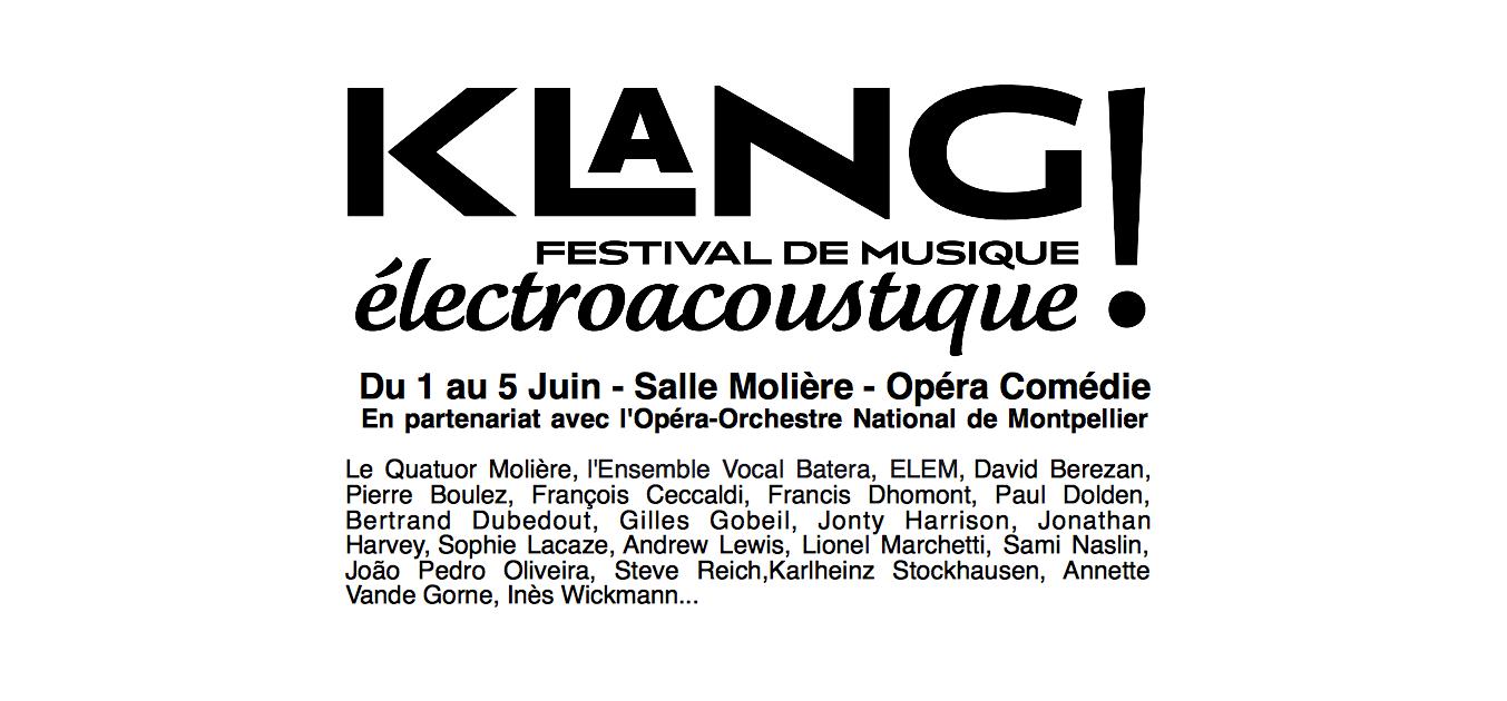festival de musique électroacoustique