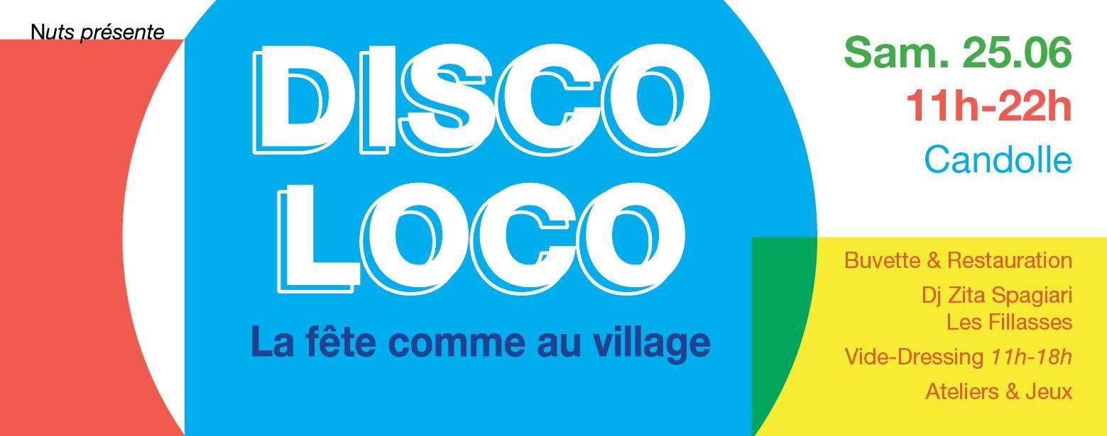 événement Disco Loco à montpellier