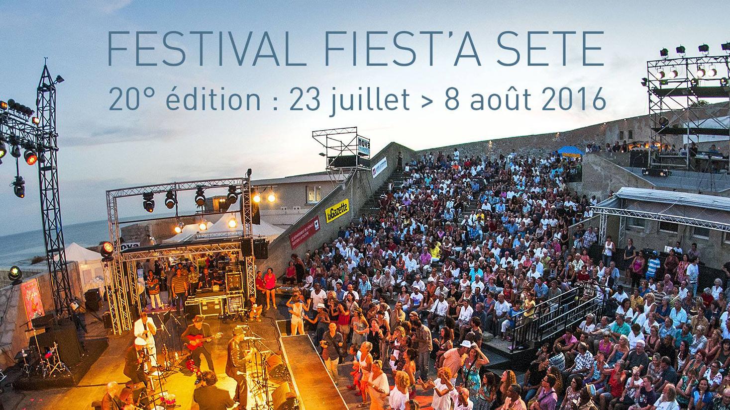 Festival Fiest'A Sète 2016
